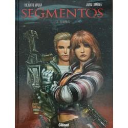 Segmentos 1 Lexipolis Comprar Comic Oferta Glénat Juan Gimenez