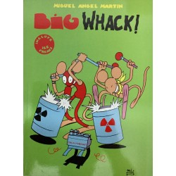 Big Whack Comprar Comic Oferta Miguel Angel Martin Rock de Lux