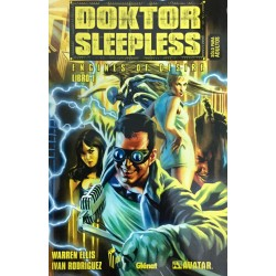 Doktor Sleepless Engines of Desire Comprar Comic Oferta Warren Ellis