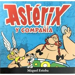 Astérix y Compañía Dolmen Editorial