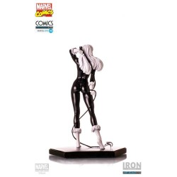 Figura Gata Negra Iron Studios Estatua Black Cat Spiderman Marvel