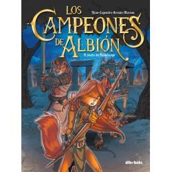 Cómic Los Campeones de Albión 1 El Pacto de Stonehenge Dibbuks Comprar