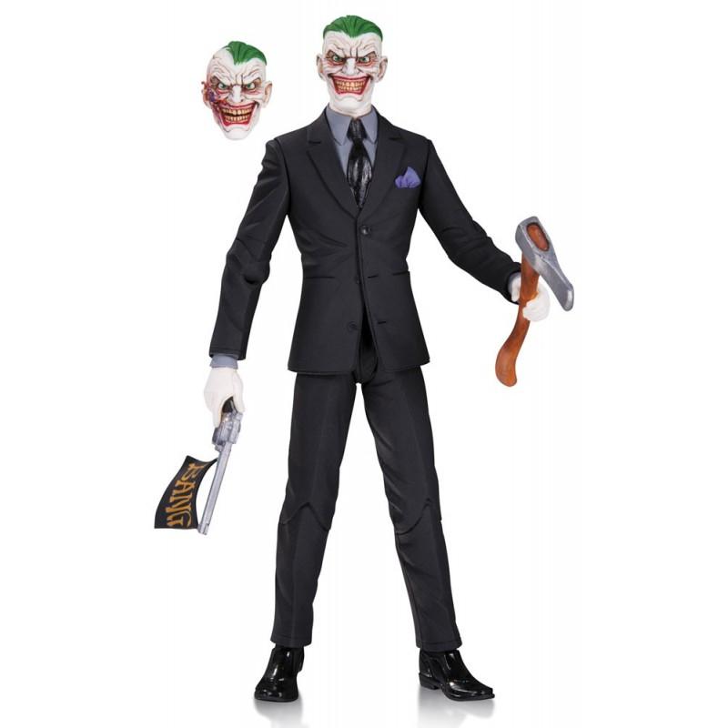 Figura Joker. Designer Series Greg Capullo