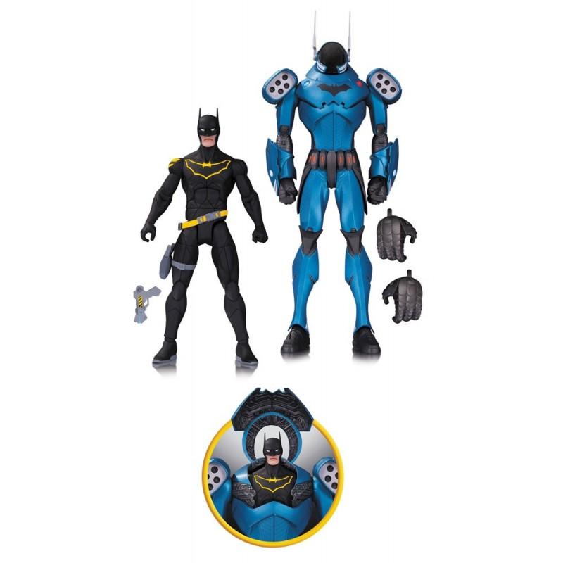 Figura Batman Pack 2 Figuras. Designer Series Greg Capullo