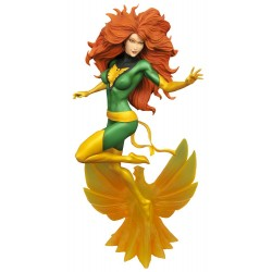Jean Grey Phoenix Fenix Premier Diamond Collection Figura PVC