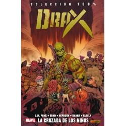 Drax 2 La Cruzada de los Niños 100% Marvel Panini Comic