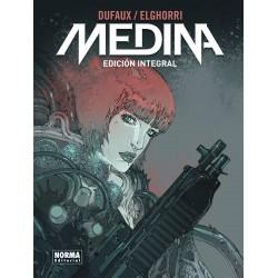 Medina Edición Integral Dufaux Cómic Norma Editorial