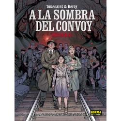 A la Sombra del Convoy Comic Norma Editorial