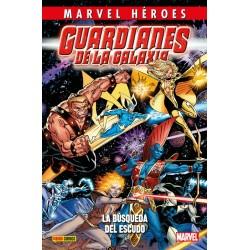 Guardianes de la Galaxia 1. La Búsqueda del Escudo (Marvel Héroes 79)