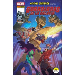 Marvel Universe Presenta 7. Guardianes de la Galaxia Comprar Panini Cómics