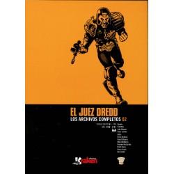 Juez Dredd. Los Archivos Completos 2 (Integral)