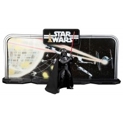 Darth Vader 40 Aniversario Star Wars Figura Black Series Legacy Pack