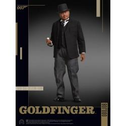 Figura Oddjob James Bond Goldfinger Collector Figure Series