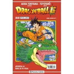 Dragon Ball Súper 1. Serie Roja 212 Planeta Comic Manga