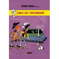 Lucky Luke Caza de Fantasmas Classics Ediciones Kraken