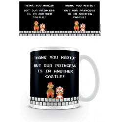 Taza Super Mario Bros Another Castle