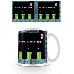 Taza Super Mario Bros Warp Zone