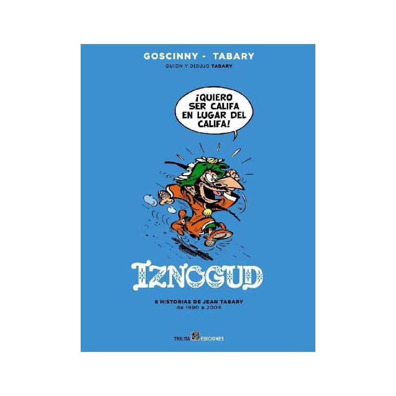 Comic Iznogud Integral 5 Trilita Ediciones