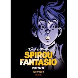 Spirou y Fantasio Integral 16 Tome y Janry 1991-1999 Dibbuks