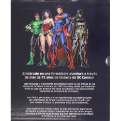DC Comics. Crónica Visual Definitiva