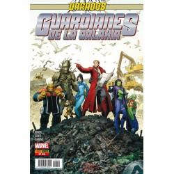 Guardianes de la Galaxia 50 Marvel Comprar Panini Comics