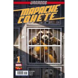 Mapache Cohete 28 Panini Comics guardianes de la galaxia