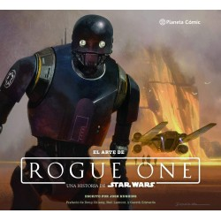 Star Wars. El Arte de Rogue One