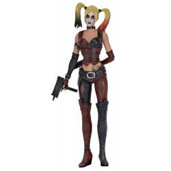 Figura Harley Quinn 1/4 Batman Arkham City Neca