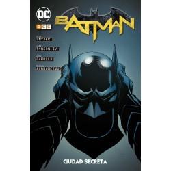 Imagén: Batman. Ciudad Secreta