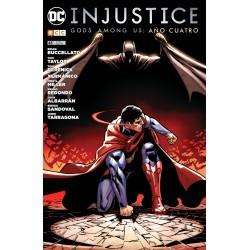 Injustice gods among us 48 ECC Comics videojuego