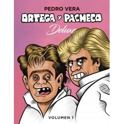 Ortega y Pacheco Deluxe 1 Comic Comprar Caramba Astiberri