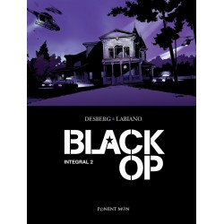 Comic Black Op Integral 2 Ponent Mon Desberg Comprar