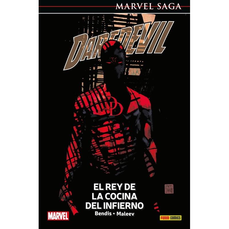 Daredevil 10. El Rey de la Cocina del Infierno (Marvel Saga 32)