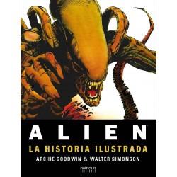 Alien, el Octavo Pasajero. La Historia Ilustrada Diabolo Ediciones