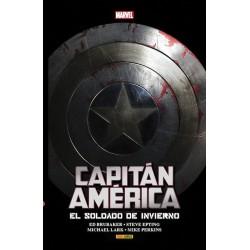 Capitán América. El Soldado de Invierno (Marvel Integral)