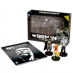 Batman El Regreso del Caballero Oscuro Box Set Figuras Eaglemoss