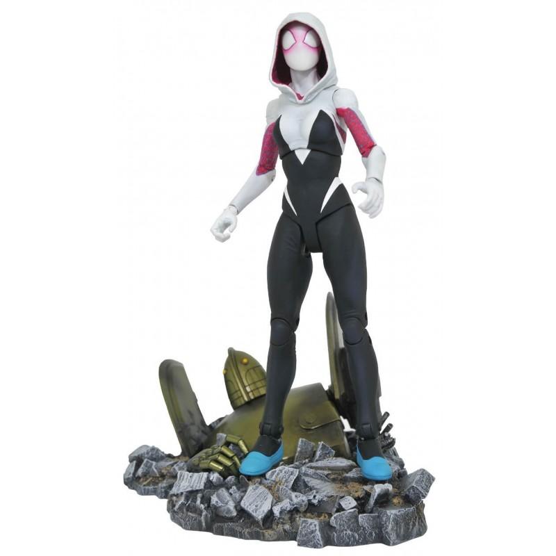 Figura Spider-Gwen (Marvel Select)