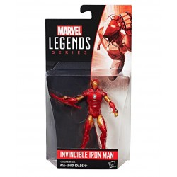 Marvel Legends Series Figura Iron Man Comprar Hasbro
