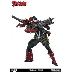 Figura Spawn Commando Color Tops McFarlane