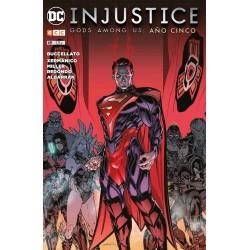 Injustice gods among us 49 ECC Comics videojuego