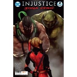 Injustice. Zona Cero 2 ECC Comics videojuego