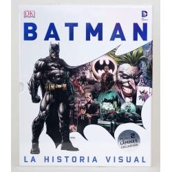 batman historia visual