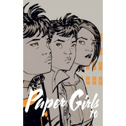 Paper Girls 10