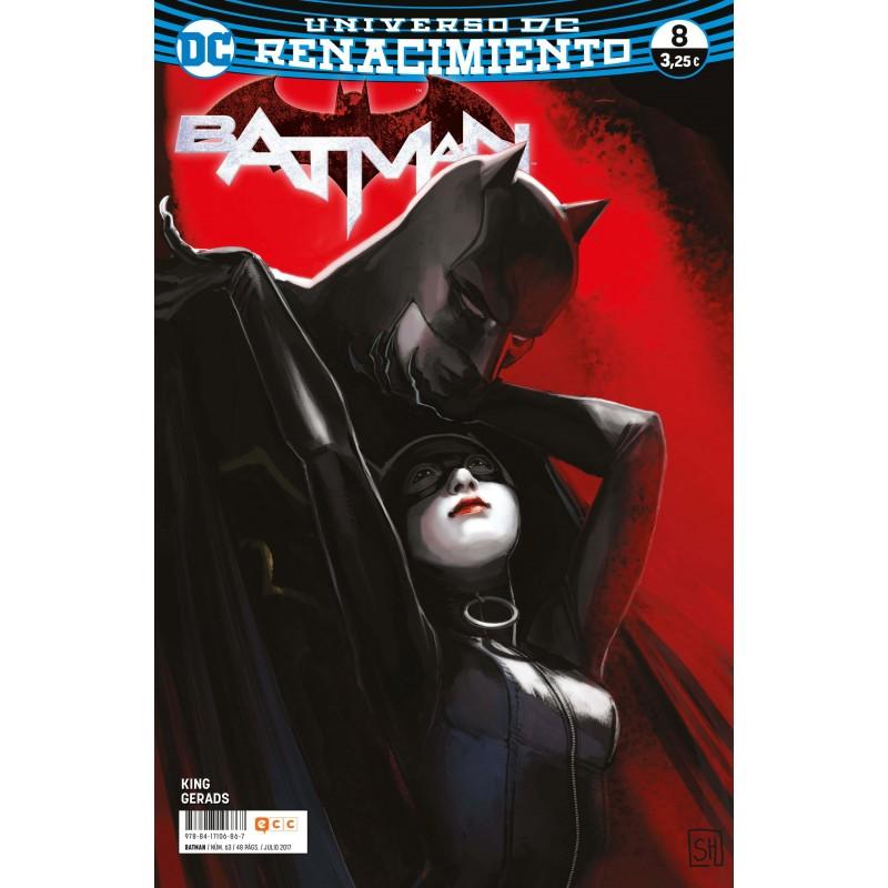 Batman 63 ECC Comics DC Renacimiento