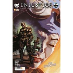 Injustice gods among us 50 ECC Comics videojuego