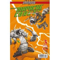 Mapache Cohete 30 Panini Comics guardianes de la galaxia