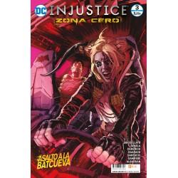 Injustice. Zona Cero 3 ECC Comics videojuego