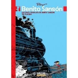 Benito Sansón 2. Los Doce Trabajos de Benito Sansón y Tío Plácido
