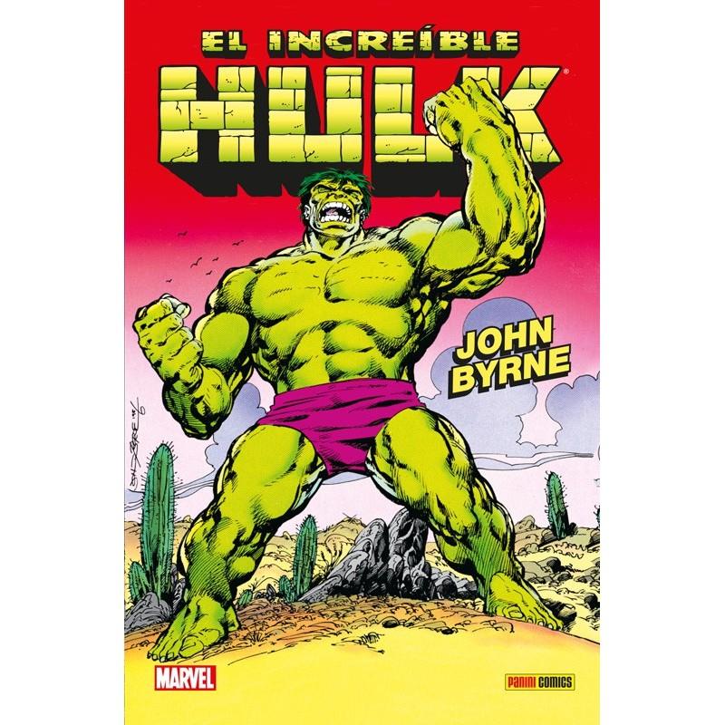 El Increíble Hulk de John Byrne (100% Marvel HC)