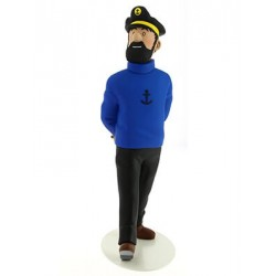 Haddock Colección Museo Imaginario Figura Resina Comprar